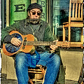 Concert At The Deli by David Patterson
