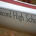 Concord High School by George Bogosian