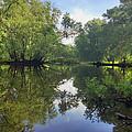 Concord River by Nancy Landry