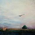 Concorde Over London by Douglas Ann Slusher