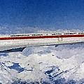 Concorde by Samuel Majcen