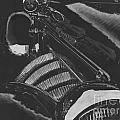 Concours At Dusk 1935 Auburn Speedster by Matthew Jarrett