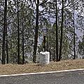 Concrete Pillar On A Highway by Ashish Agarwal