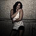 Concrete Velvet 28 by Donna Blackhall