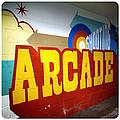 Coney Island Arcade by Natasha Marco
