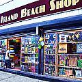 Coney Island Beach Shop by Nishanth Gopinathan