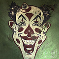 Coney Island Clown by Gregory Dyer