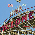 Coney Island Cyclone by Theodore Jones