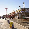 Coney Island Memories 8 by Madeline Ellis