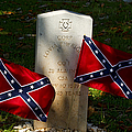 Confederate Grave   #2831 by J L Woody Wooden