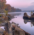 Congaree River At Dawn-1 by Charles Hite