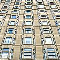 Congress Plaza Hotel Windows by Thomas Woolworth
