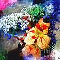 Conjuring Claude Monet by RC DeWinter