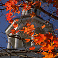 Connecticut Fall Colors by Jeff Folger