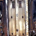 Connecting Doors Brechin Railway Station by Rodger Insh