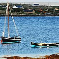 Connemara Boats by Charlie and Norma Brock