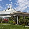 Conservatory At The Huntington Library by Jason O Watson