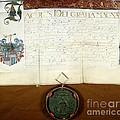 Constantijn Huygens Knighthood 1622 by Spl