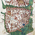 Constantinople, 1420 by Granger