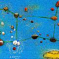 Constellation Of Virgo by Augusta Stylianou