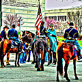 Constitution Hall Calvary by Alice Gipson