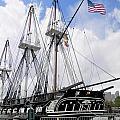 Constitutionally Sailing by Brenda Kean