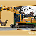 Construction Equipment 01 by Thomas Woolworth