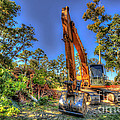 Construction Site by Dale Powell