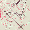 Constructivist Composition, 1922 by Lyubov Sergeevna Popova