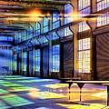 Containment Facility by Dominic Piperata
