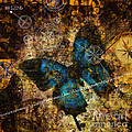 Contemplating The Butterfly Effect  by Nola Lee Kelsey