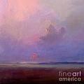 Contemplation At Sunset by Svetlana Novikova