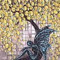 Contemplation-color Variaton by Susanna Shaposhnikova