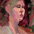 Contemplative     No.1633 by Betty Jean Billups