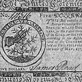Continental Currency, 1775 by Granger