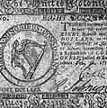 Continental Currency, 1777 by Granger