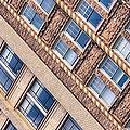 Contrasts - Period Architecture Of Asheville North Carolina by Mark E Tisdale