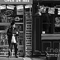 Convenience Store by Miriam Danar