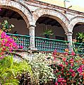 Convento De La Popa Cartagena by Kurt Van Wagner