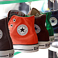 Converse Star Sneakers by Jacqui Hall