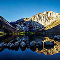 Convict Lake Fall Sunrise by Scott McGuire
