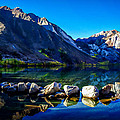 Convict Lake Sunrise Reflection by Scott McGuire