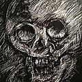 Convulsed Memento Mori  by Patrick Humphreys