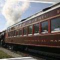 Conway Scenic Railway by John Clark