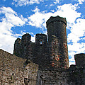 Conwy Castle by Nancy L Marshall