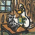 Cooked Goose by Mathew Luebbert
