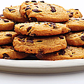 Cookies - Chocolate Chip - Baker - Panorama by Andee Design