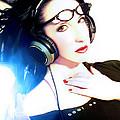 Cool As - Self Portrait by Jaeda DeWalt
