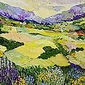 Cool Grass by Allan P Friedlander