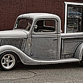 Cool Little Ford Pick Up by Ron Roberts
